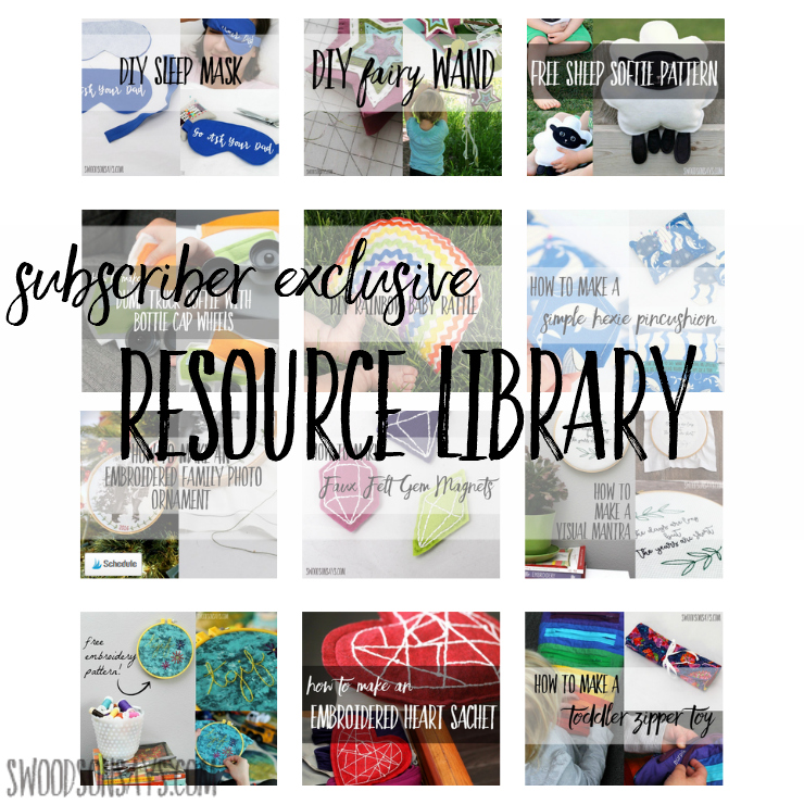 Subscriber Exclusive Resource Library!