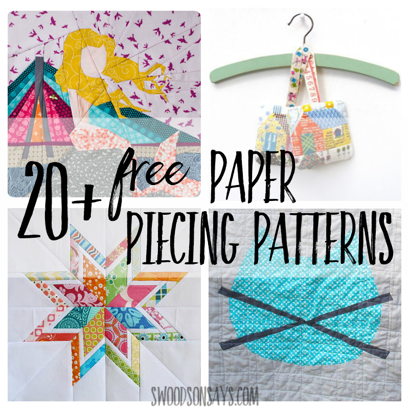 image relating to Free Printable Paper Piecing Patterns for Quilting named Free of charge Paper Piecing Models towards down load and sew