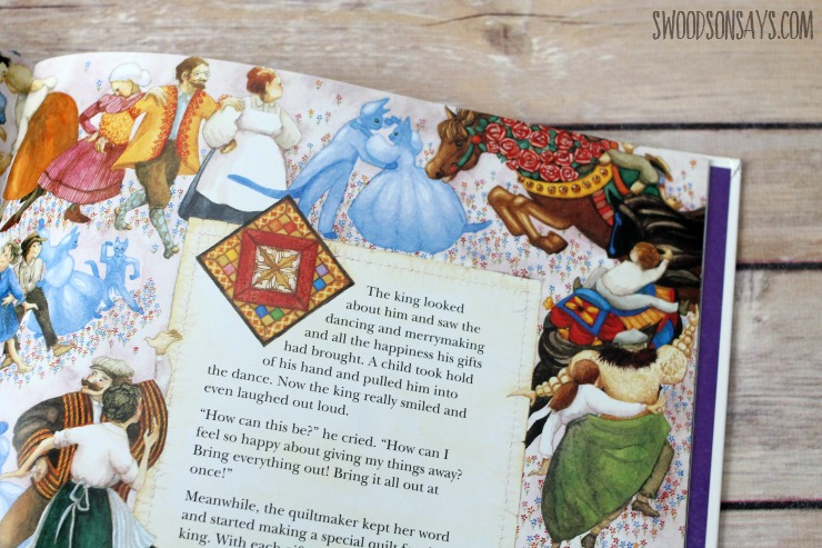 quilt book for kids