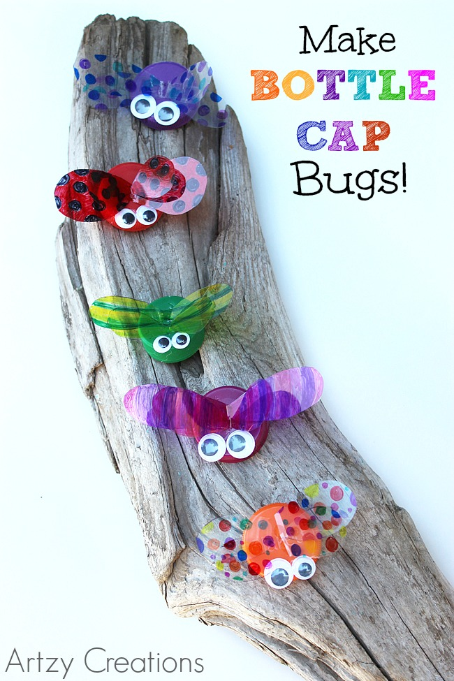 bottle-cap-bugs-artzy-creations-3a