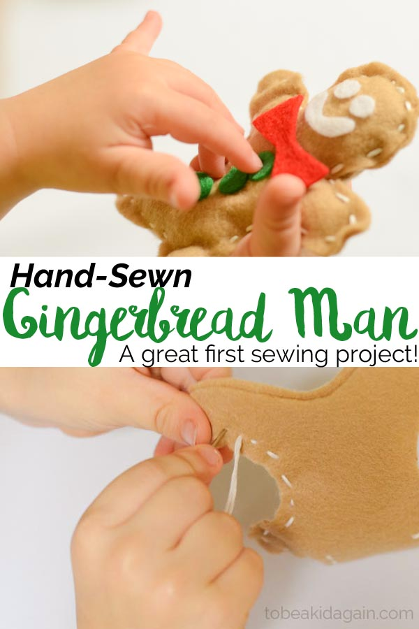 kid-sewn-gingerbread-man-first-sewing-project