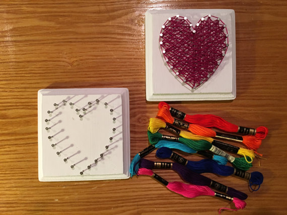 kids string art kit