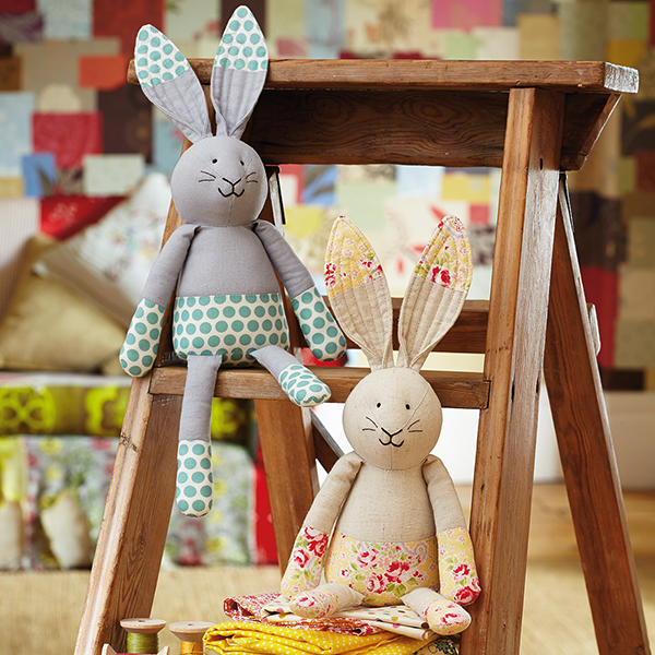 graphic about Free Printable Stuffed Animal Patterns referred to as 50+ Loaded Bunny Sewing Routines - Swoodson Claims