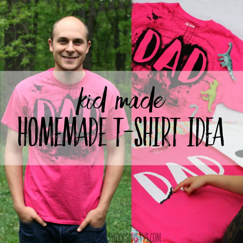 Freezer paper stencil Cricut tutorial – DIY Father's Day Shirt