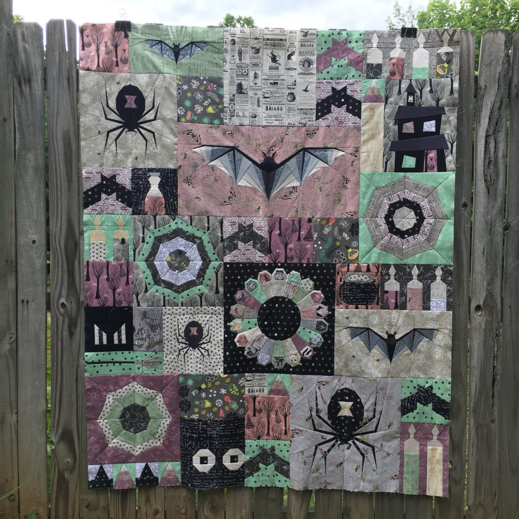 31 Modern Halloween quilts , Swoodson Says