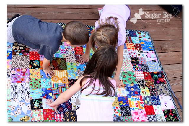 25+ quilts to sew for kids - Swoodson Says