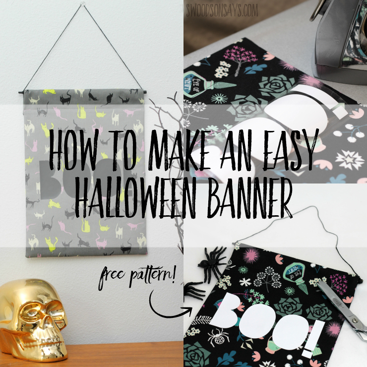 easy diy halloween decoration free cut file swoodson says