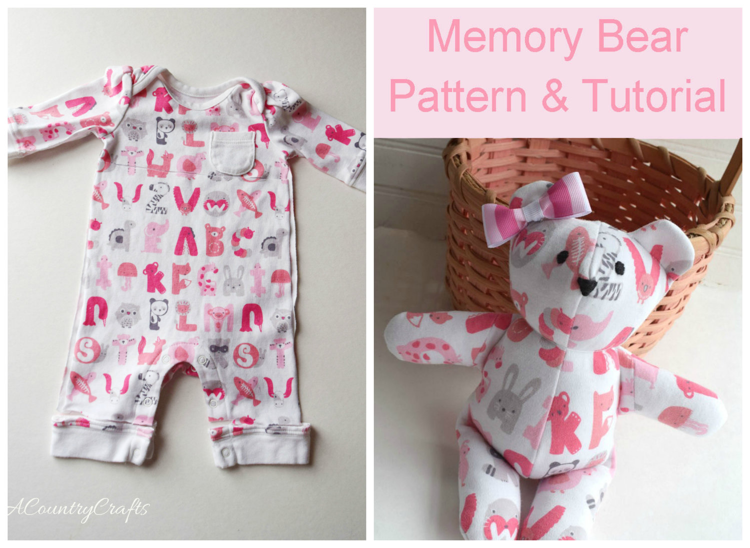 photo regarding Memory Bear Sewing Pattern Free Printable named 20+ of the cutest teddy endure sewing designs - Swoodson Claims