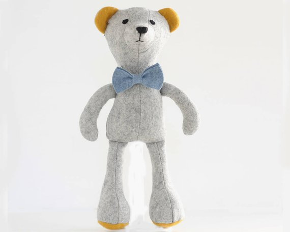 picture about Printable Teddy Bear Patterns identify 20+ of the cutest teddy go through sewing designs - Swoodson Suggests