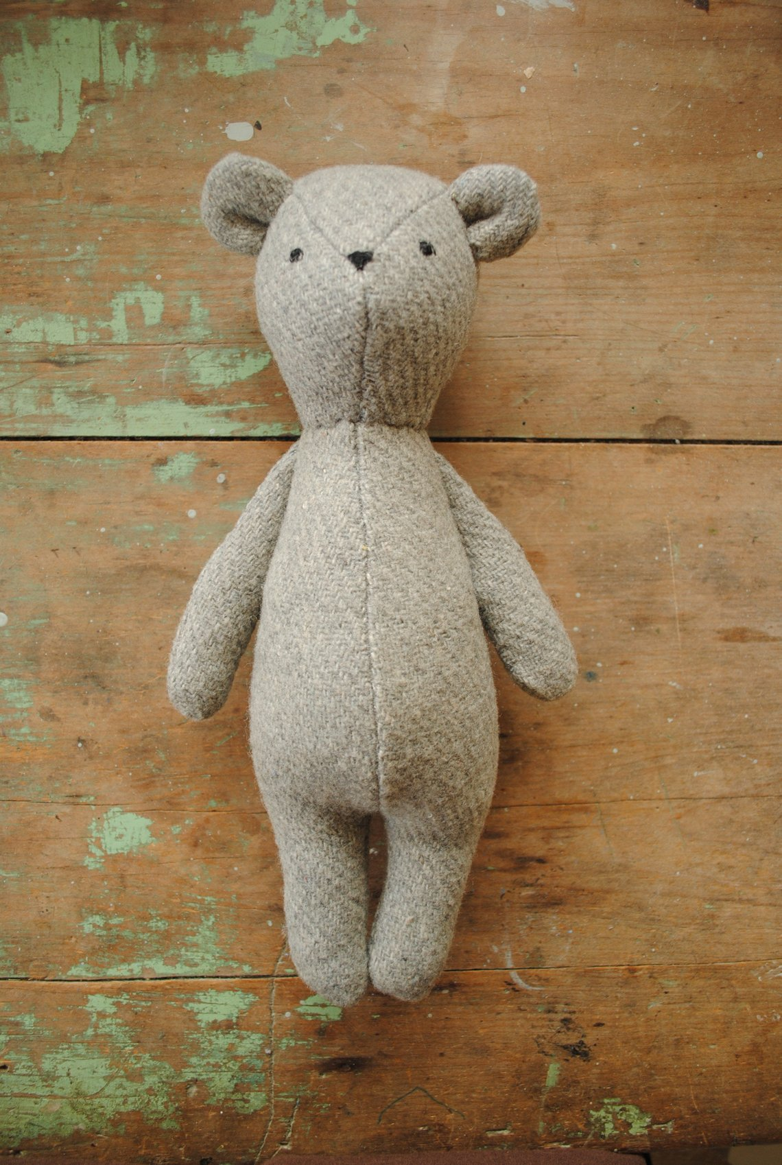 photo about Free Teddy Bear Patterns Printable known as 20+ of the cutest teddy undertake sewing behavior - Swoodson States
