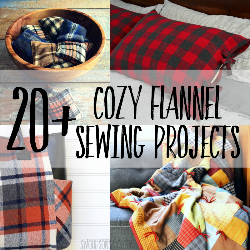 20+ Of The Best Flannel Projects To Sew
