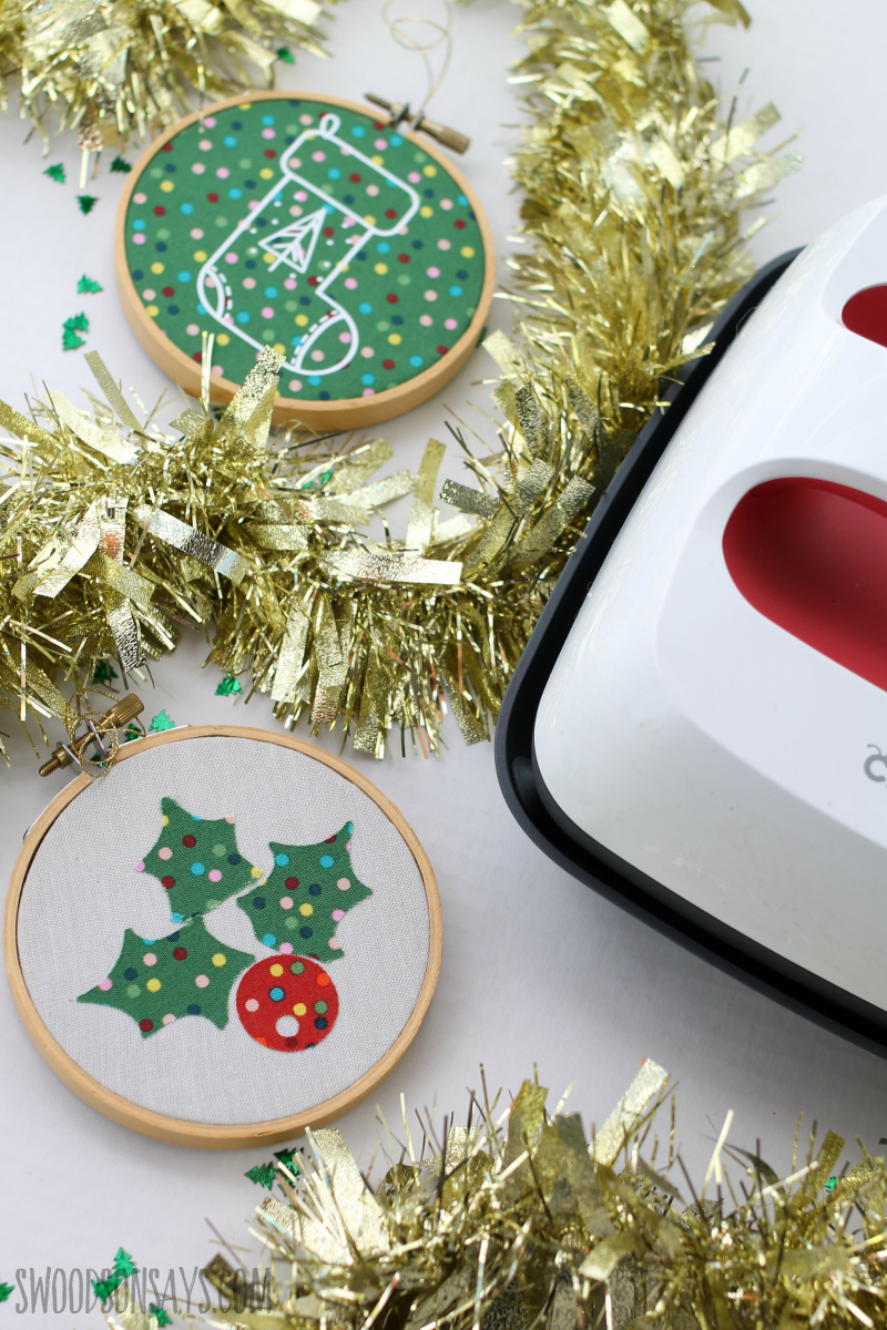 easy press 2 cricut christmas decor