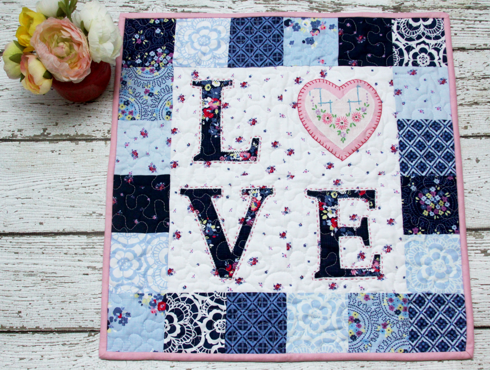 25+ Valentine quilt patterns - Swoodson Says