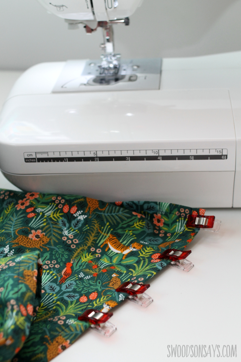 sewing curtains tutorial