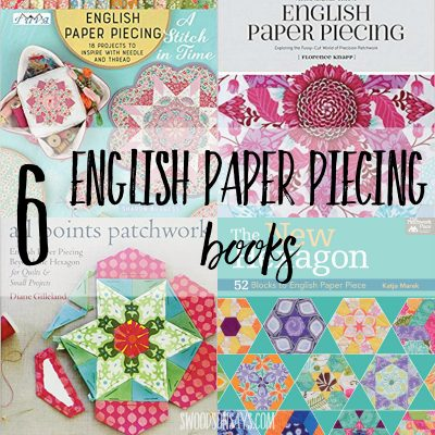 books on english paper piecing