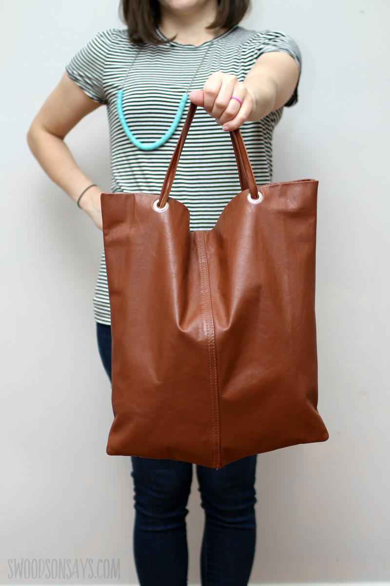 refashioned purse tutorial
