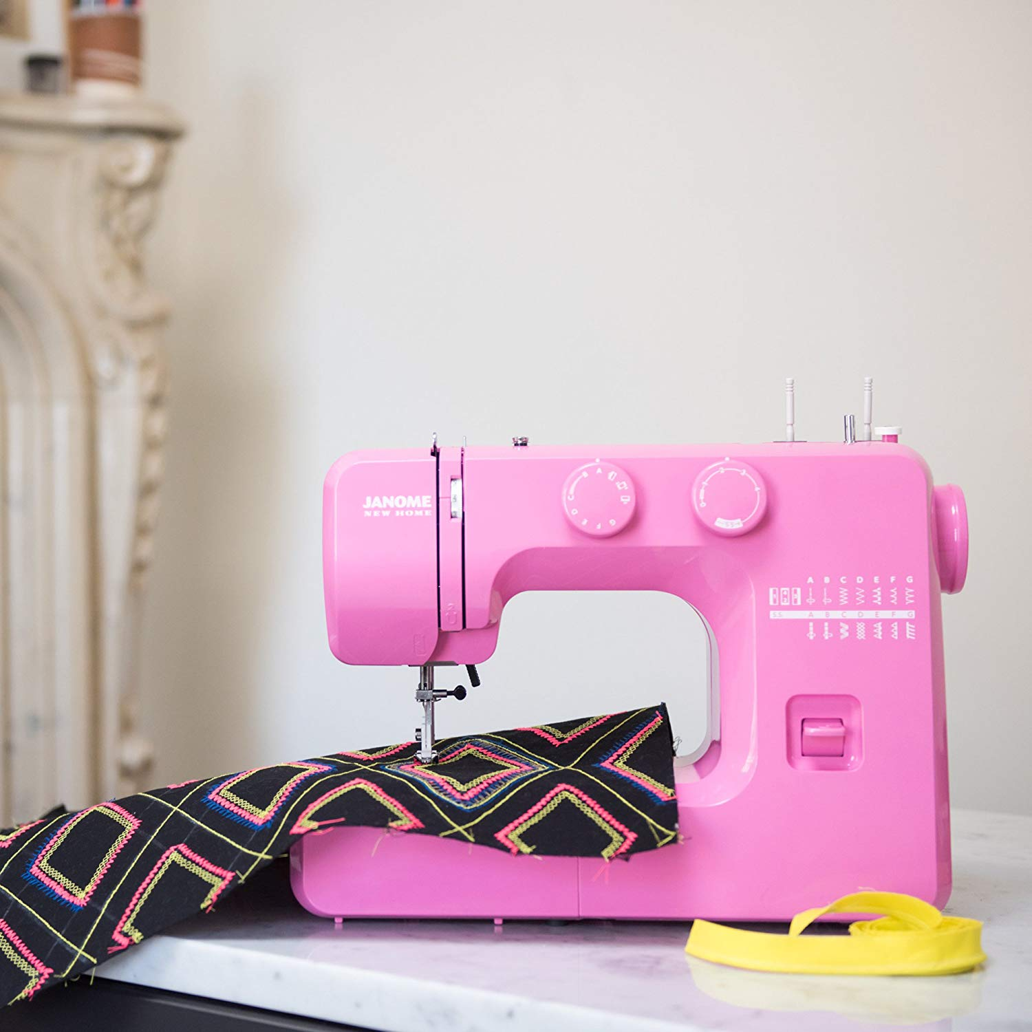 janome sewing machine for kids