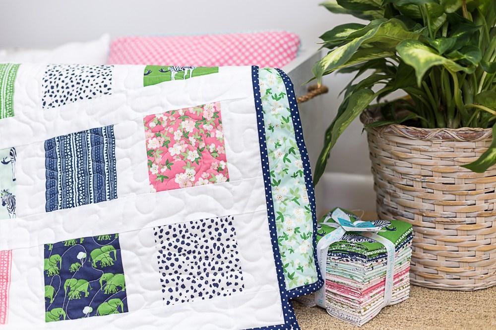 14+ modern summer quilt patterns - Swoodson Says