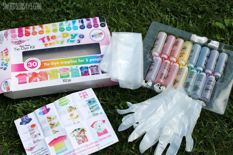 one step tie dye kit