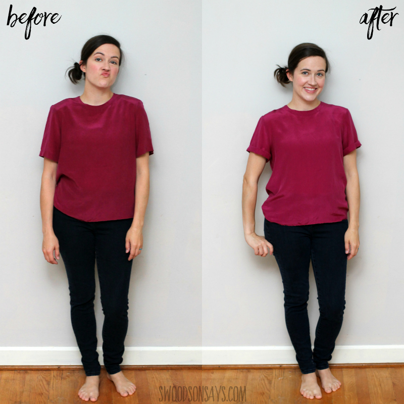 refashion sewing blog before and after