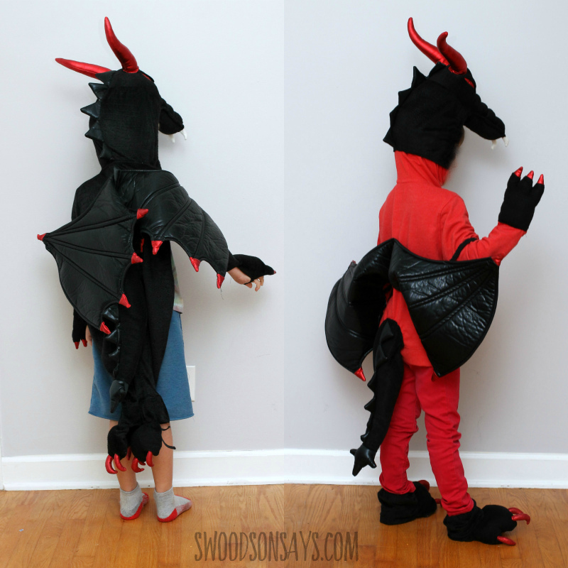 how to make a small costume larger 2