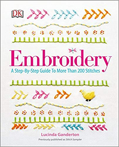 hand embroidery reference book