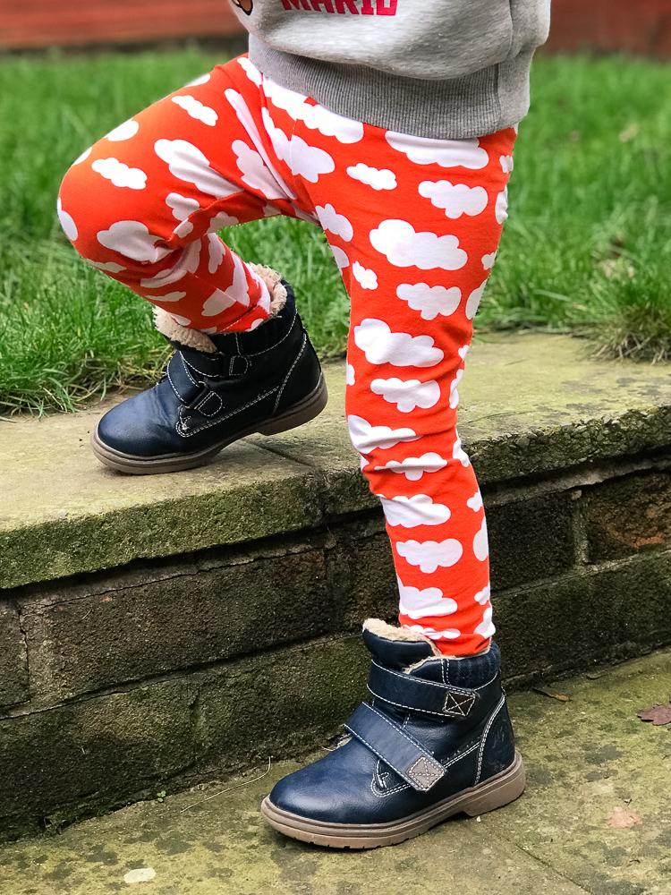 free kids leggings pattern