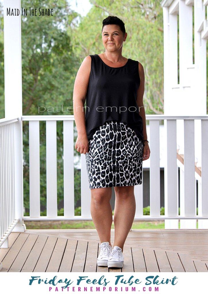 free skirt pattern for women 2