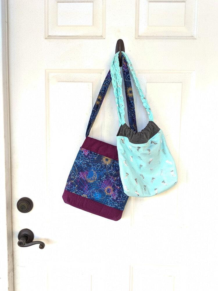 free slouchy bag pattern