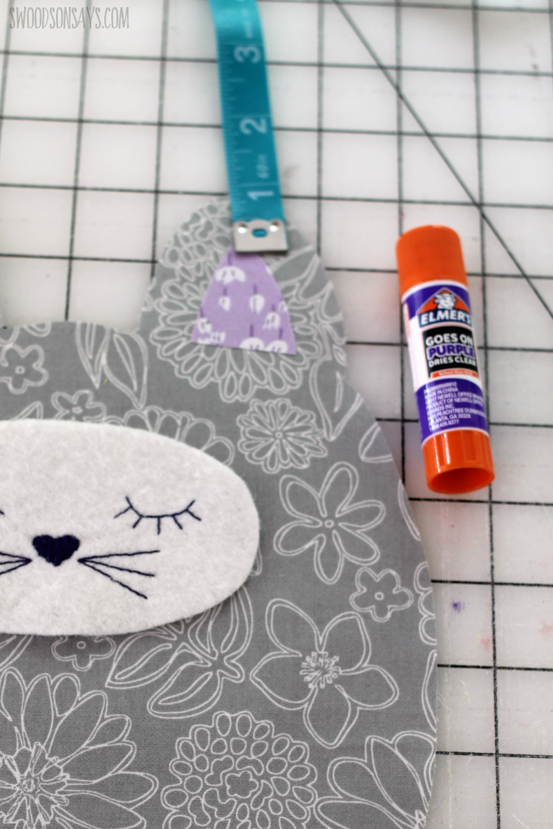 glue stick for sewing