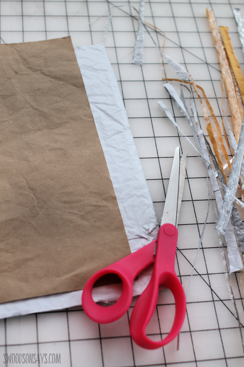 upcycled bubble mailers craft